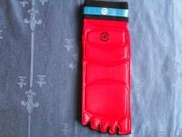 روپایی تکواندو آبی و قرمز آپرووین